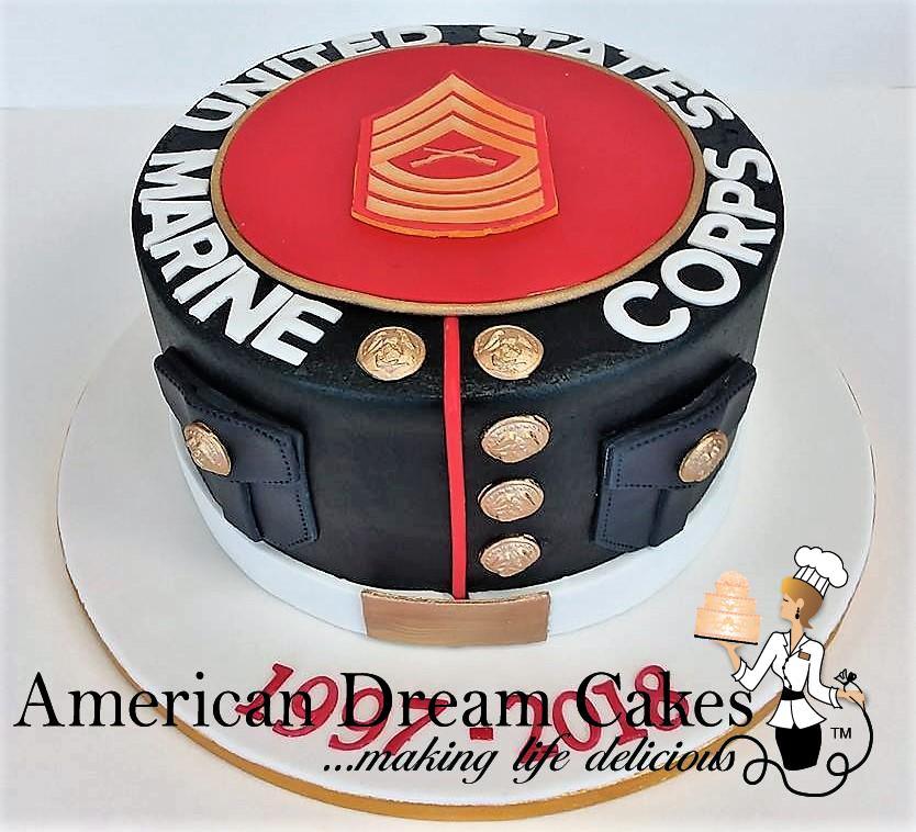 Jacksonville Nc Wedding Cakes