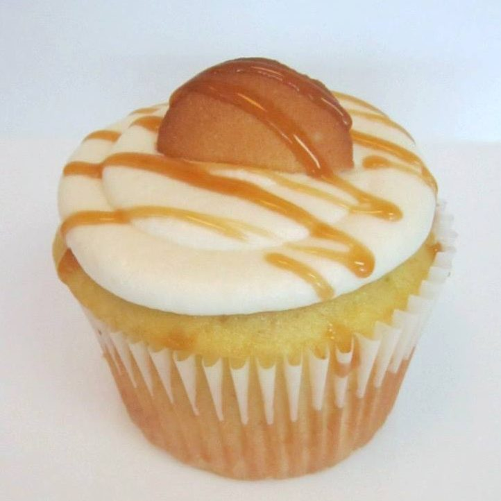 Banana Caramel Cream
