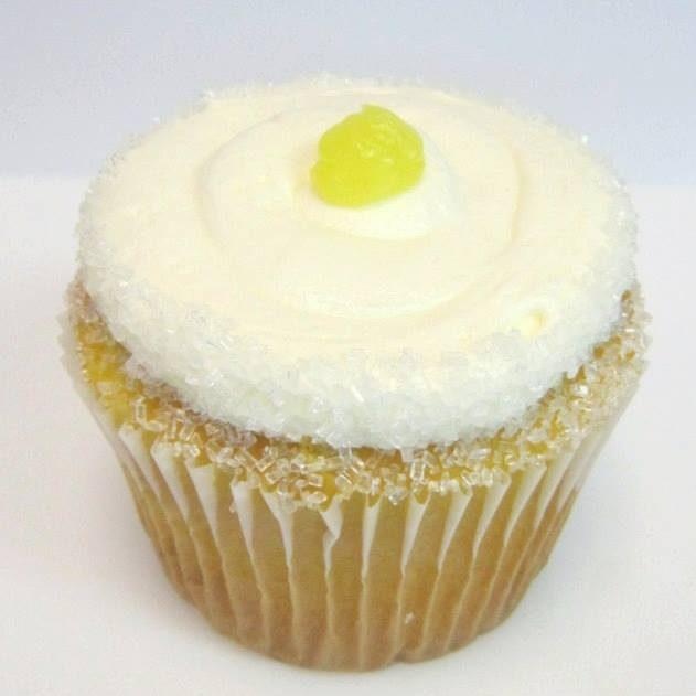 Zesty Lemon Chiffon