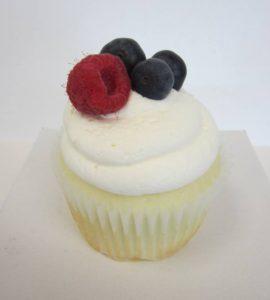 American Dream gourmet cupcake
