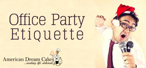 Office Party Etiquette