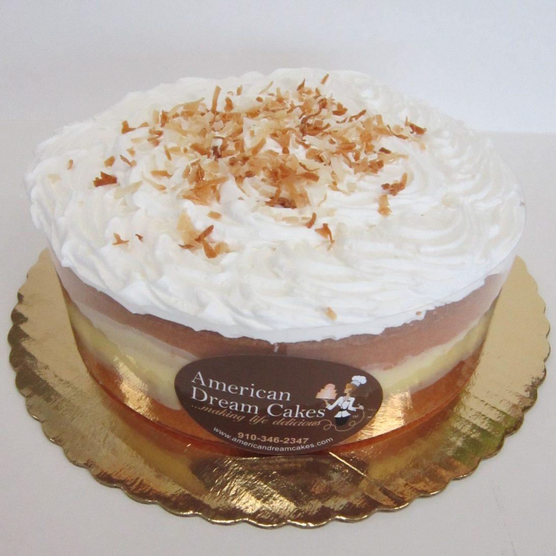 Coconut Cream Halvsie