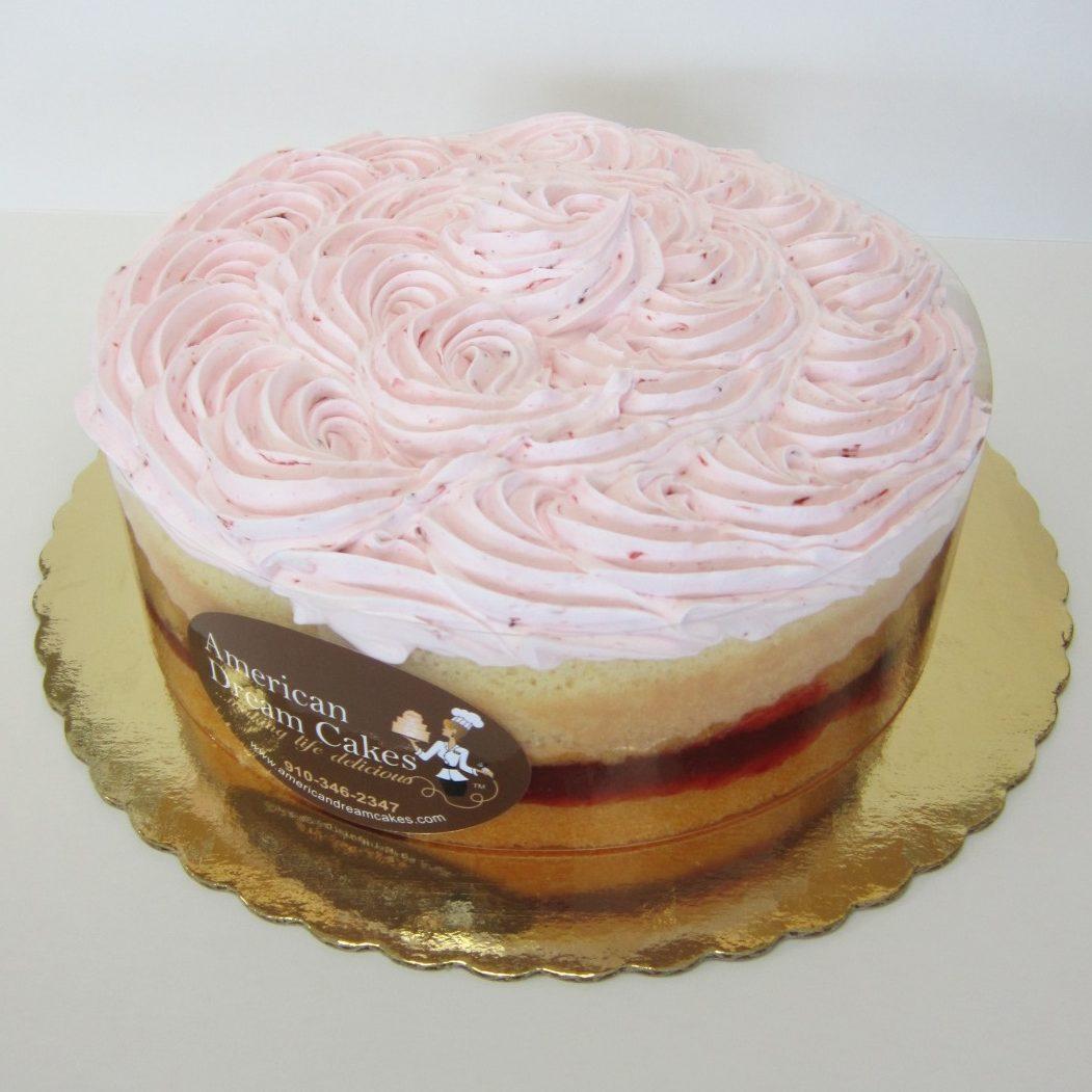 Strawberry Shortcake Halvsie