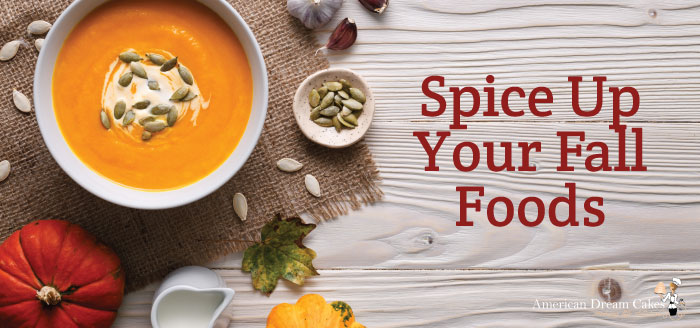 Spice Up Your Fall Foods