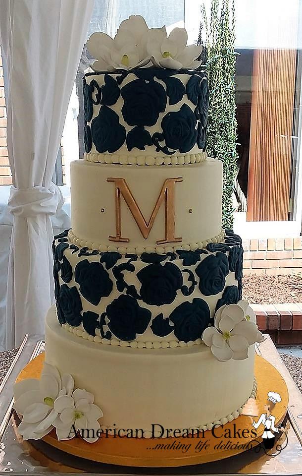 Wedding Cakes American Dream Cakes