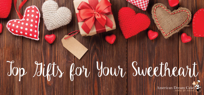 Tops Gifts for Your Sweetheart
