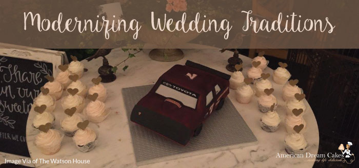Modernizing Wedding Traditions