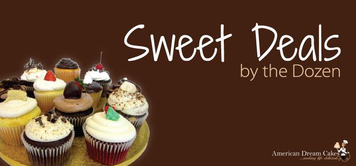 Sweet Deals by the Dozen