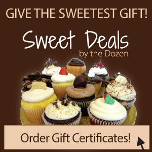 Sweet Deals by the Dozen Gift Certificates