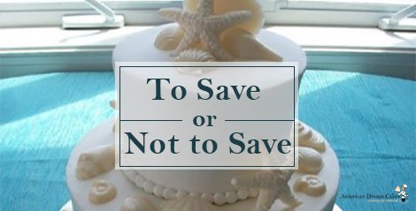 To Save or Not to Save? What a Sweet Dilemma