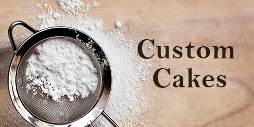 Elaborate Tiered Custom Cakes