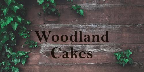 Beautiful Woodland Cakes