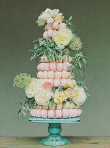 003-macaron-tower-wedding-cakes-southboundbride