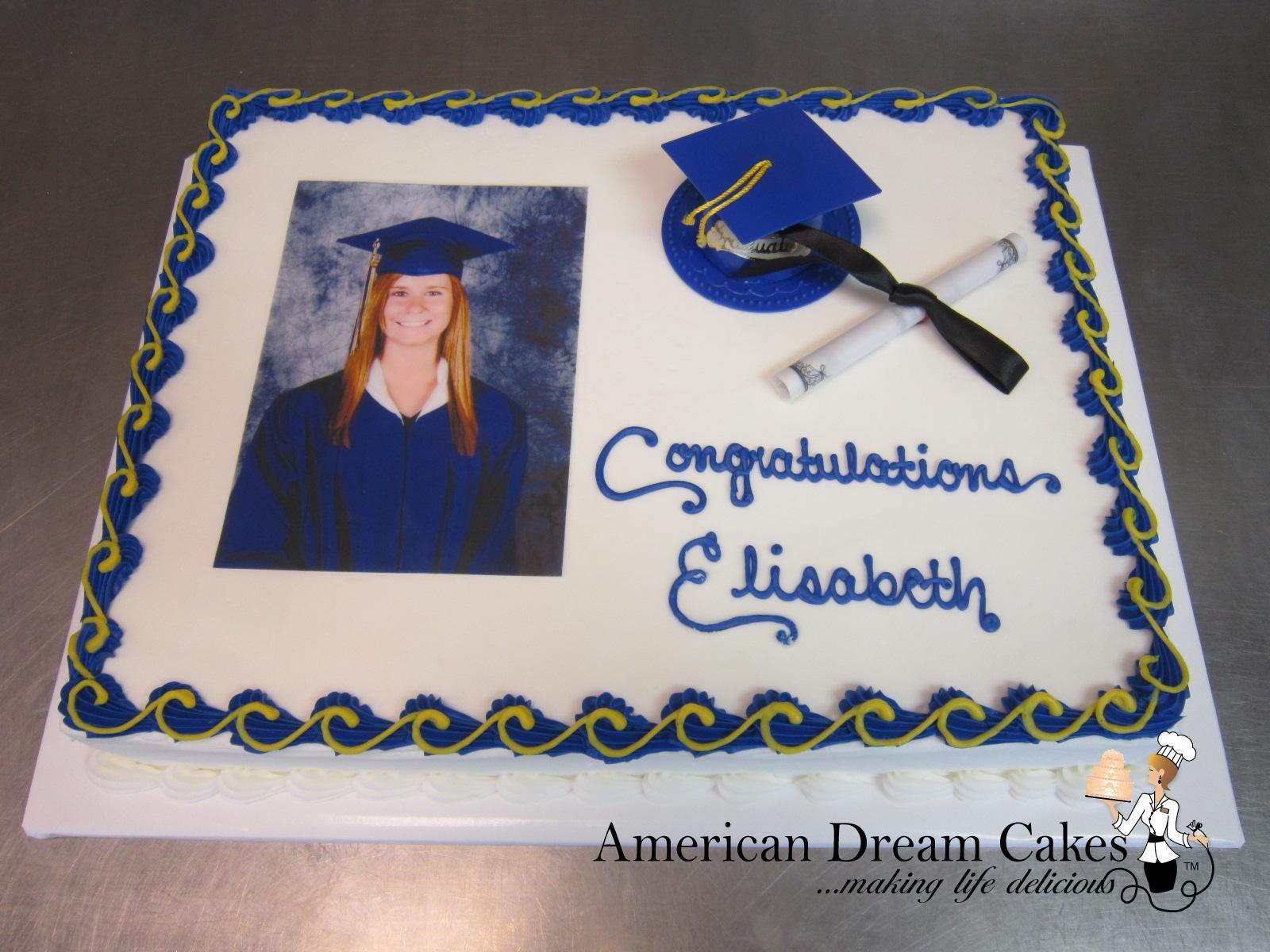 American Wedding Cakes