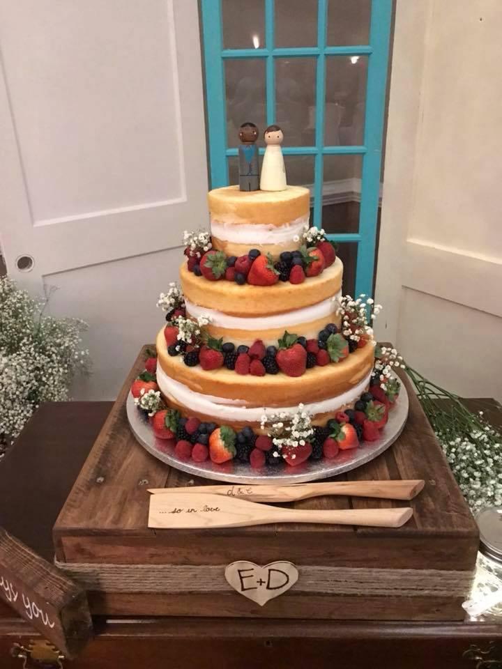 Wedding Cake Style Forecast