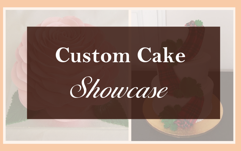 Custom Cake Showcase
