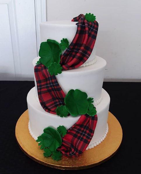Wedding Cake Recipe Custom History: American Dream Cakes American Dream