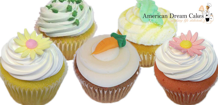 Spring Forward with These Gourmet Cupcakes