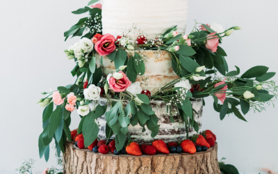 2020 Wedding Cake Trends You'll Want to Know About