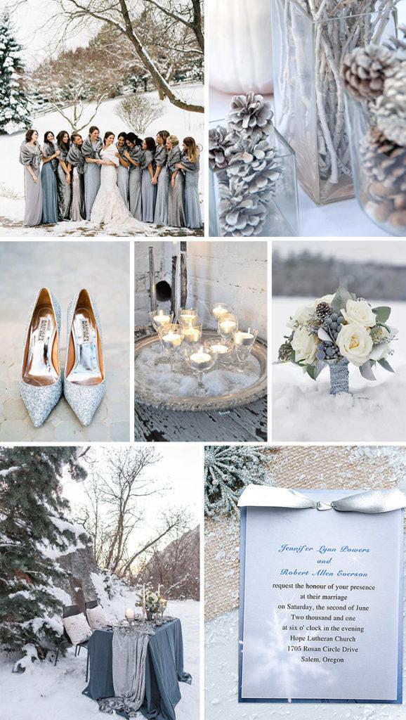 2019 winter wedding trends