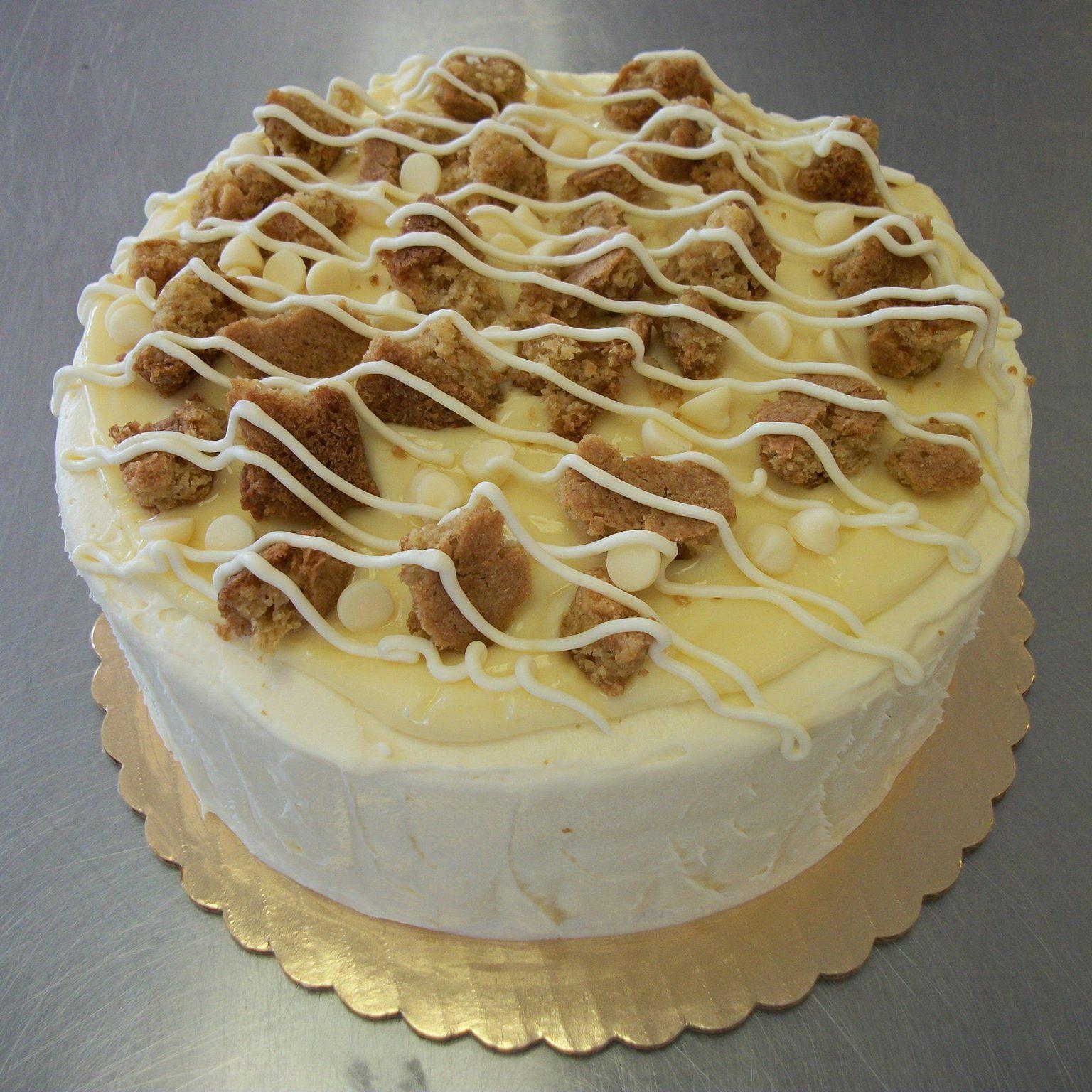 Death by Vanilla Torte
