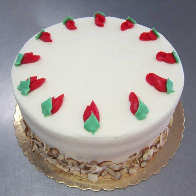 Red Velvet Torte