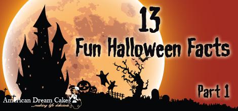 13 Halloween Fun Facts – Part 1