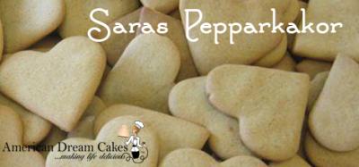 Saras Pepparkakor