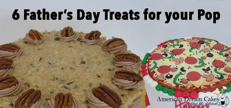 6 Father's Day Treats for your Pop
