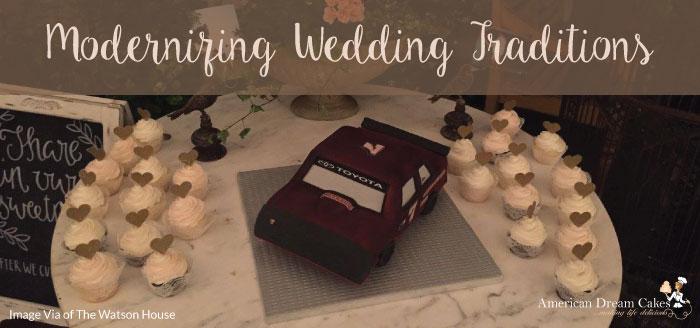 Modernizing Wedding Traditions