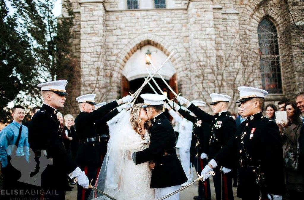 """I Do"" Don'ts for Military Weddings"