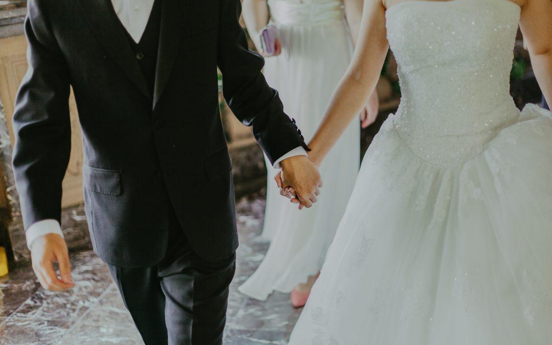 2019 Trending Wedding Colors