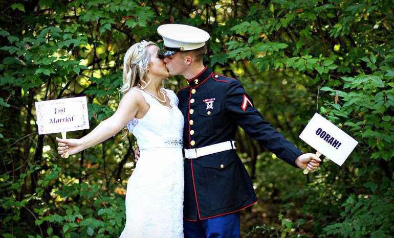 TOP MILITARY WEDDING RULES & ETIQUETTE TO FOLLOW
