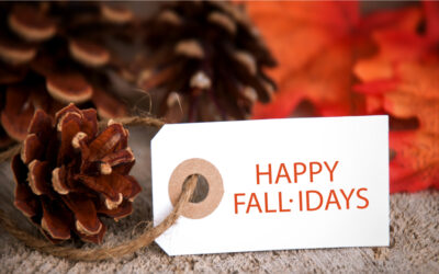 Fall into the Holidays 2020