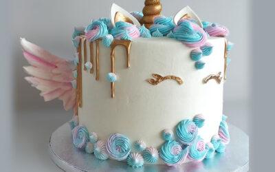 Round Animal Cakes