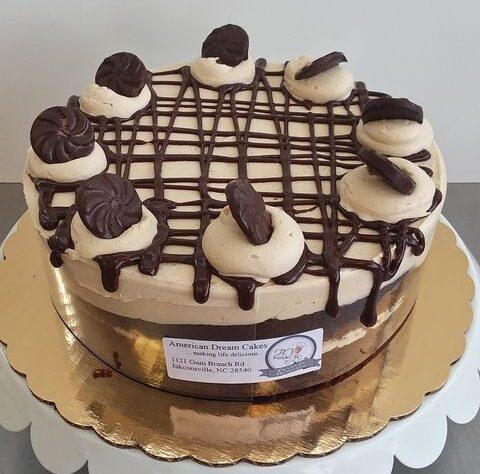 Peanut Butter Chocolate Halvsie
