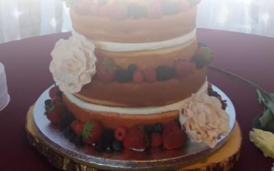 Best Wedding Cake Flavor Combinations